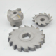 customized tungsten carbide tipped side and face milling cutter