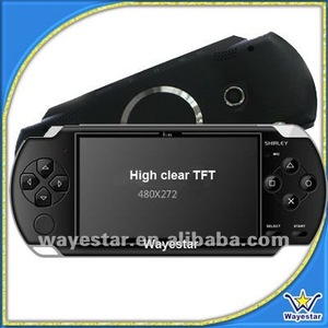 Portable Mp5 Pmp Game Players