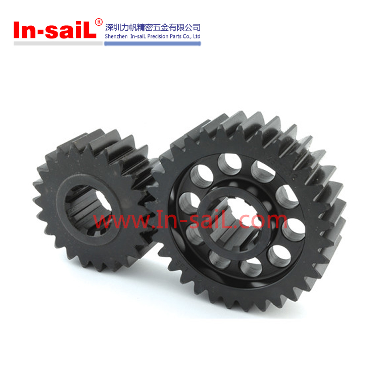 Online shopping mechanical nylon plastic pinion gears and shafts for toys manufacturer