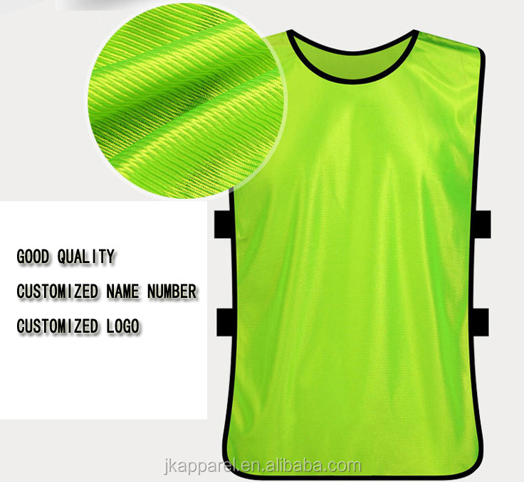 Cheap soccer vests football training jersey wholesale sports wear