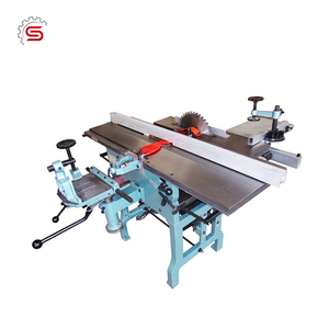 2018 New Woodworking Cutting Machine MQ393AI Combination Machine For Wood