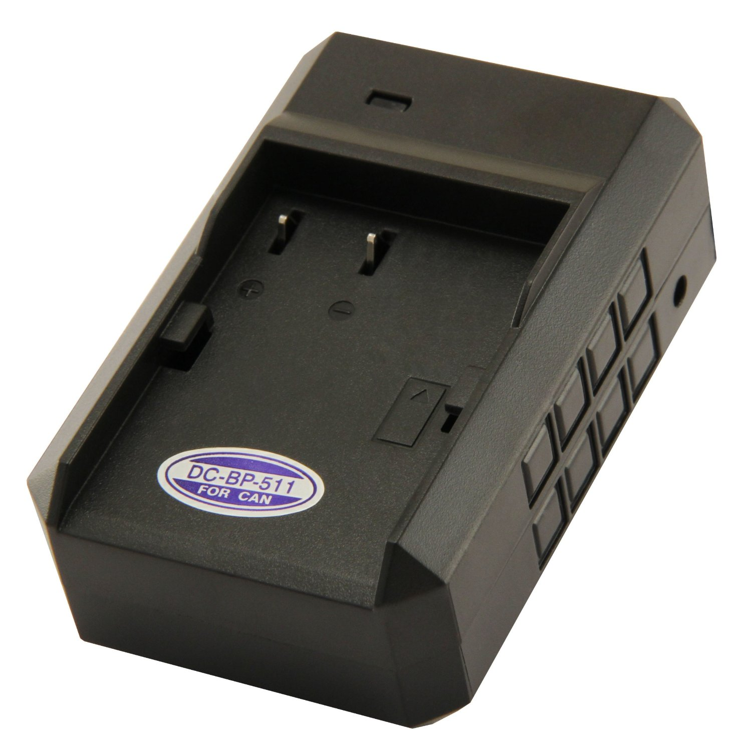 STK CB-5L Canon BP-511 BP-511A Battery Charger - for Canon EOS-5D, Canon EOS-40D, Canon EOS-50D, Canon EOS-20D, Canon EOS-30D, Canon EOS-1D, Canon EOS-10D, Canon EOS-Digital Rebel, Canon EOS-D60, Canon EOS-300D, Canon EOS-D30, Canon EOS Kiss, Canon Powershot G1, Canon Powershot Pro1, Canon