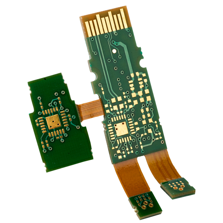 China fr4 94v0 rigid flexible pcb printed circuit board