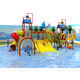 Plastic Type Water Slides Swimming Pool Slides