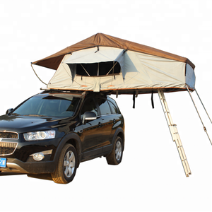 2019 popular 3-4 persons family outdoor camper car roof top tent