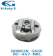 Industrial Sewing Machine Spare Parts Bobbin Case BC-457 For Zigzag Sewing Machine Use