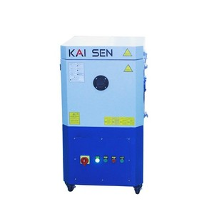 semi-automatic cleaning KSG-1.5A series mobile high vacuum dust collector for industry processing