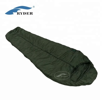 Extreme Cold Weather Emergency Survival Army Military Camping Cotton Tactical Sleeping Bag Manufacturer