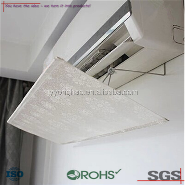 OEM ODM hot sale high quality precision wholesale chinese custom air conditioning wind deflector in jiangsu