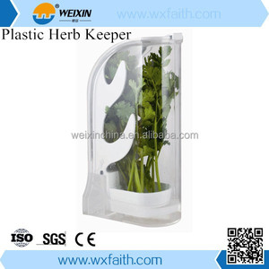 Elemental Kitchen Swing Plastic Herb Keeper