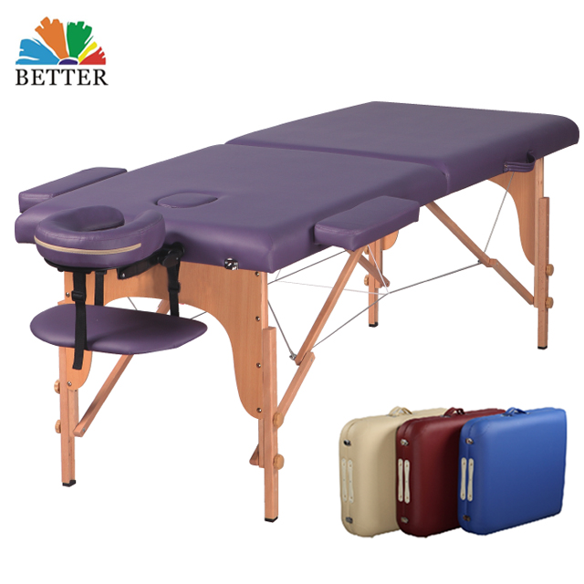 Brancard Draagbare massagetafel Massage bed