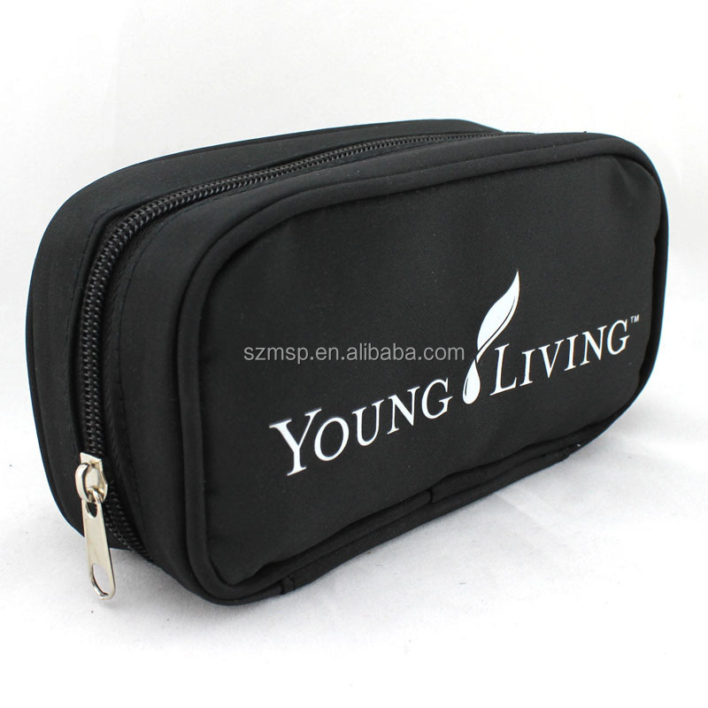 Young Living logo Essential oils bag for 10 vials of 5ml/10ml / 15ml bottles from China direct manufacturer
