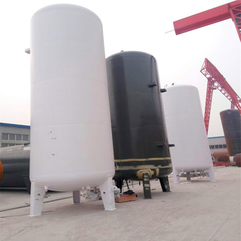 Factory price carbon steel pressure vessel 10ton lpg storage tank for sale