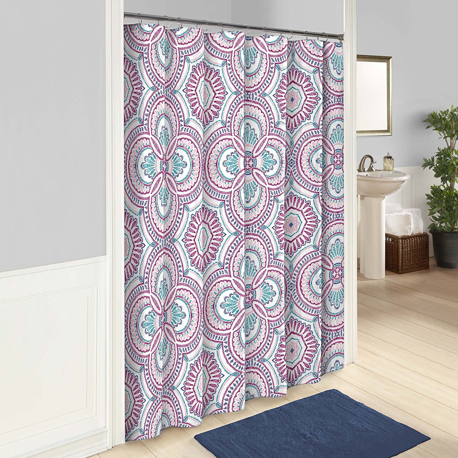 Cheap Striped Shower Curtain Multicolor Find Striped Shower