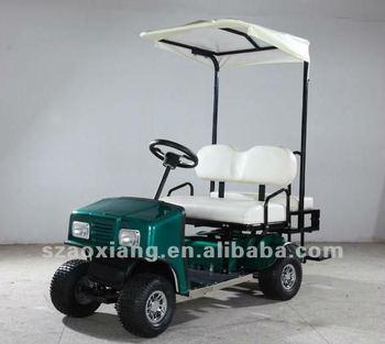 pas cher 2 personne lectrique voiturette de golf avec. Black Bedroom Furniture Sets. Home Design Ideas