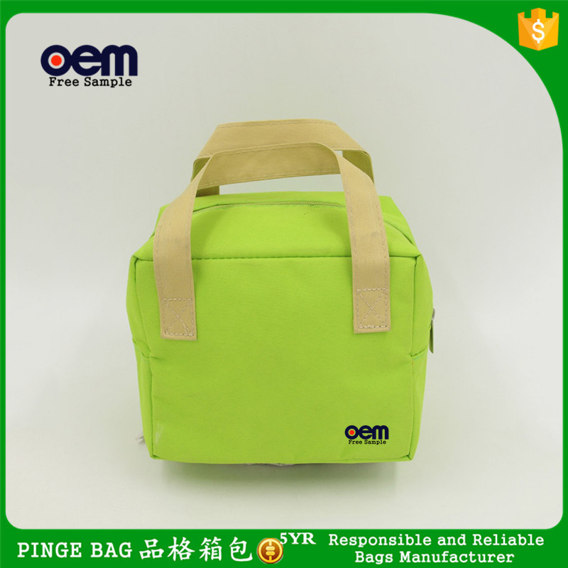 2016 China Whole Foods Hot Food <strong>Delivery</strong> Insulated Cooler Bag For Kid