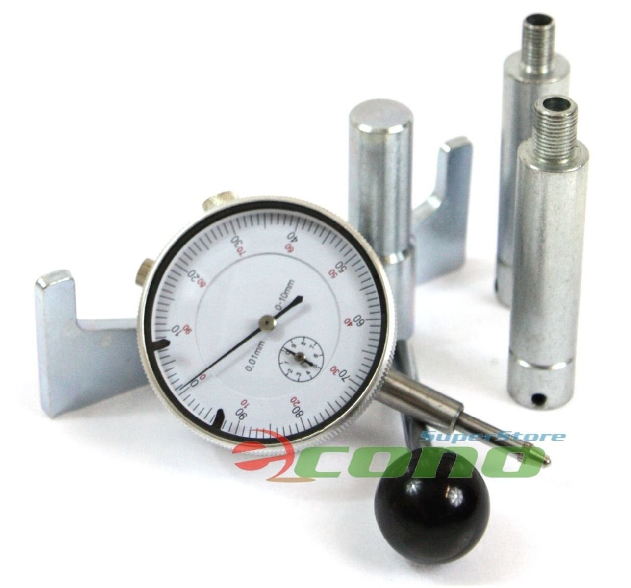 Get Quotations · Auto Diesel Fuel Injection Pump Static Adjusting Timing  Indicator Gauge Tools