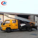 14m High Operation Aerial Insulated Boom Lift Bucket Truck