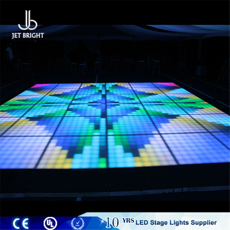 rgbw led up light wholesale price led dance floor for parties