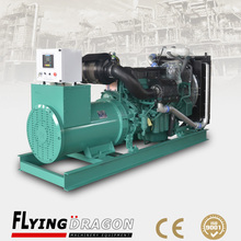 Heavy duty electric genset 500kw prime use diesel electric jet power generation with TWD1643GE