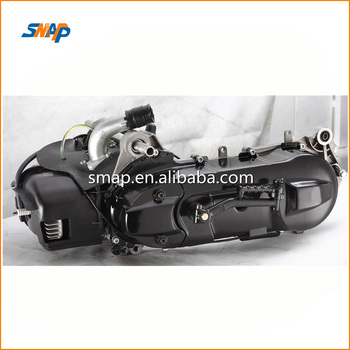 GY6 ENGINE 50CC 2 STROKE 1E40QMB CVT Style For Gasoline Scooter