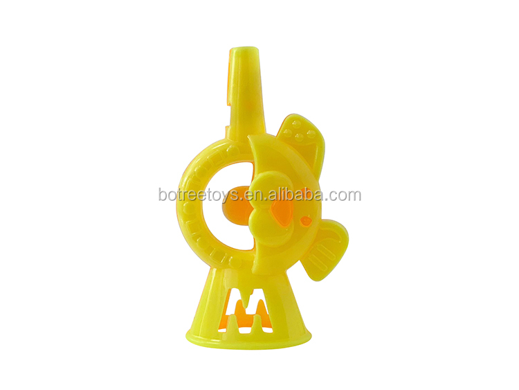 Cartoon Trumpet Whistle Promotional Toys
