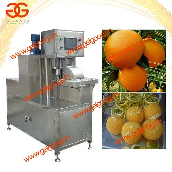Lemon peeler machine/ Lemon peeling machine/ fruit peeling machine