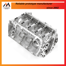 5 axis cnc machined aluminum parts cnc prototype