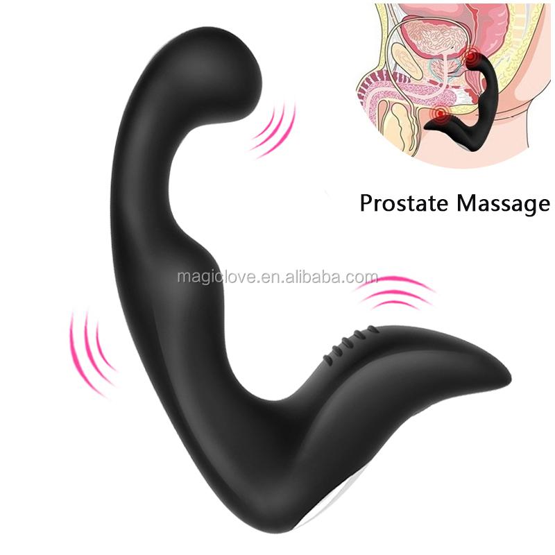 Próstata Culo Vibrante Sexuales Vibrador Eróticos Masaje juguetes Masturbador Anal Velocidades Para Juguetes Adultos Hombres De Hombre HeYWED29I