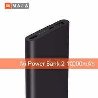 Factory made 100% good quality Xiaomi 10000mAh power bank for mobile phone