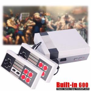 High resolution 600 Retro Gaming Console (600 Pre-Installed Games + HD )