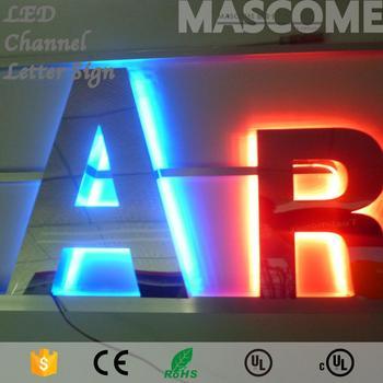 storefront led back light letter sign buy letter signbacklit led letterled letter lights sign product on alibabacom