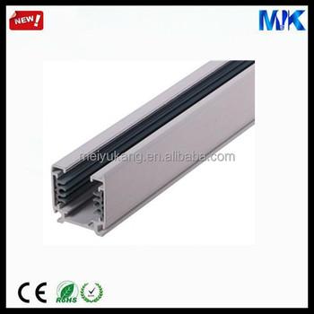 Led Track Light Parts 1m/1.5m/2m/3m Die Cast Aluminum Guide Rail ...
