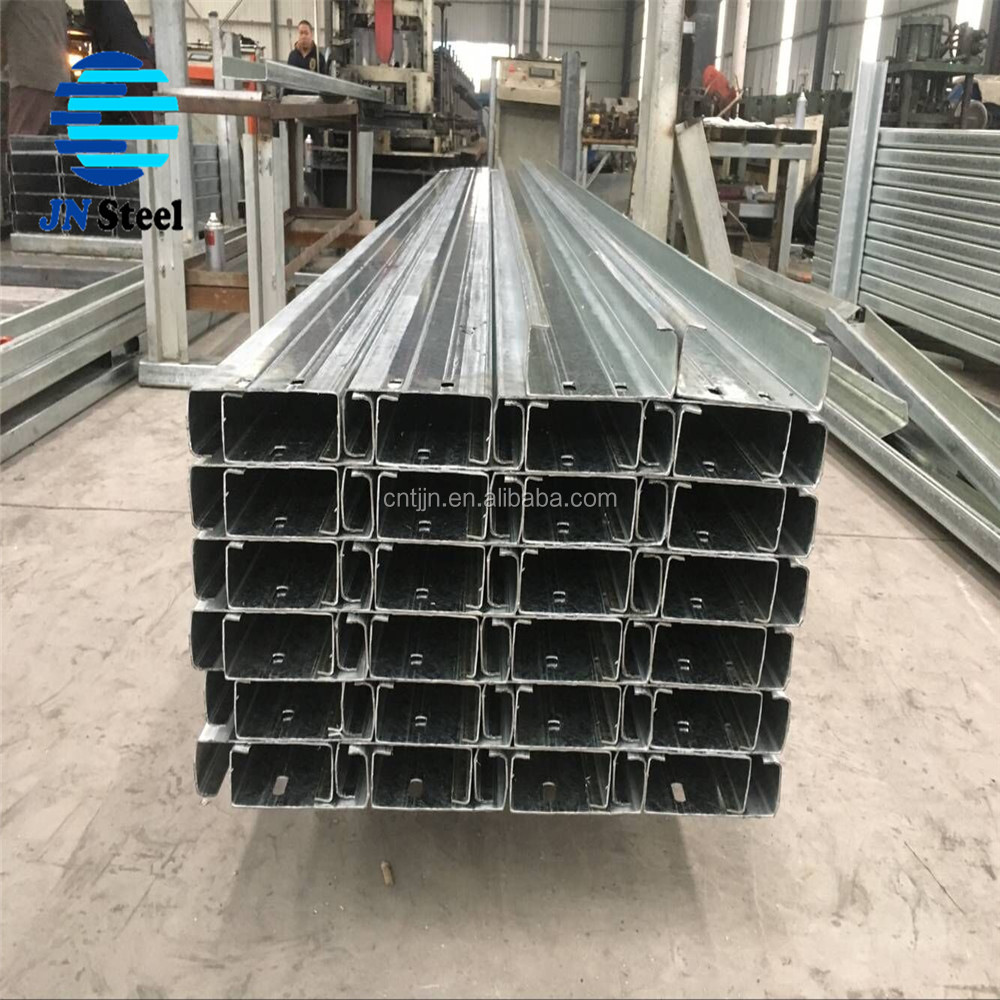 China Construction Building Material Z C W L Channel Section Steel Metal  Roofing Purlin - Buy Steel Metal Roofing Purlin,L Channel Section,Z C W L