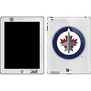 NHL Winnipeg Jets iPad 2 Skin - Winnipeg Jets Distressed Vinyl Decal Skin For Your iPad 2