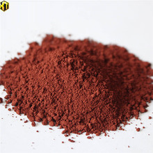 pigment and dye iron oxide red powder
