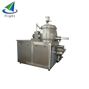GHL-150 Factory supplier high speed feed centrifugal super wet mixing granulator