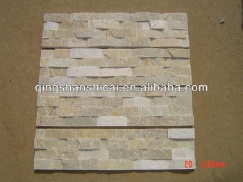 Texture piastrelle muro di pietra al di fuori della parete