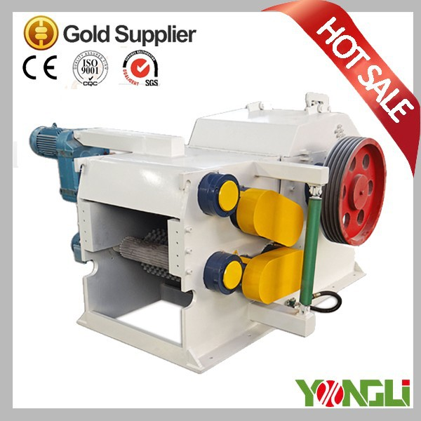 EU standard wood log chipper for paper making