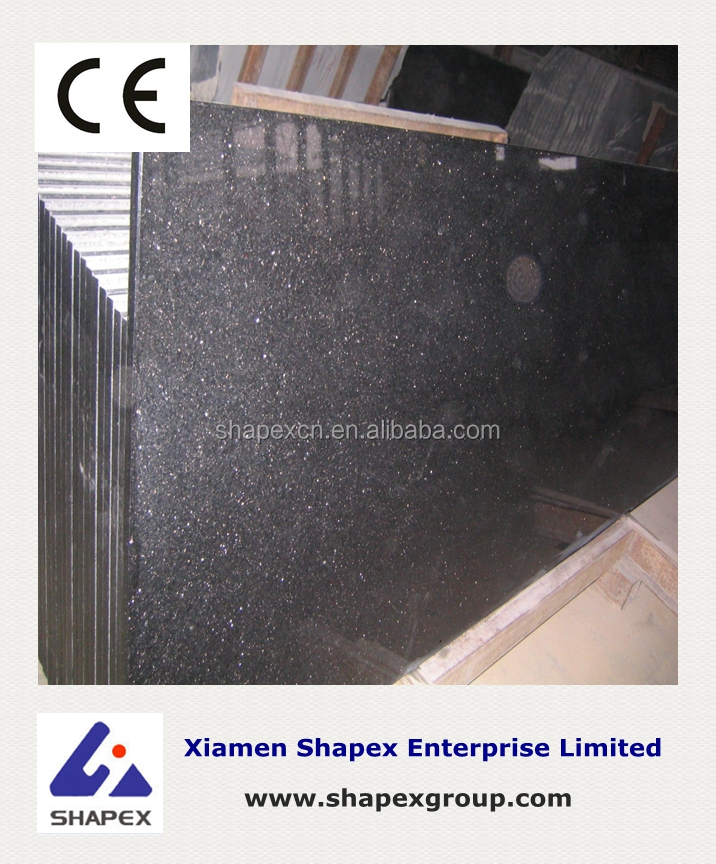 Black Galaxy Granite Prices India