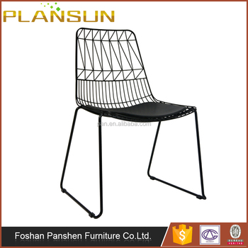 Sensational Replica Designer Furniture Bend Lucy Wire Dining Chair In Black Steel Frame Buy Lucy Wire Dining Chair Lucy Wire Chair Lucy Dining Chair Product On Forskolin Free Trial Chair Design Images Forskolin Free Trialorg