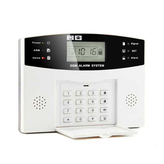 Classic! GSM alarm auto dialer sim card, cell phone auto dialer sim card gsm alarm security alarm system manual