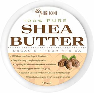 Preimum Quality Raw & Unrefined For Skin Hair Stretch Marks and DIY Skin Care Organic Ivory African Shea Body Butter
