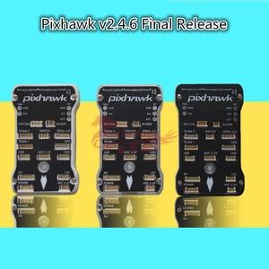 Newest Wholesale Pixhawk PX4 Autopilot PIX 2 4 6 Flight Controller 32 bit  ARM Set +6M GPS better than APM2 8 By Salange