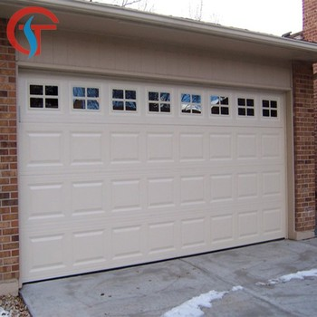Panel Sectional Folding Garage Doors Buy Folding Garage Doorpanel