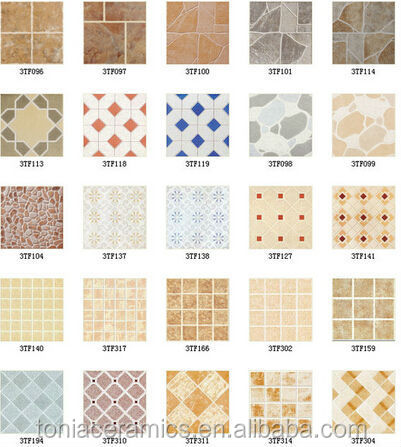 Garden Floor Tiles Indian Ceramic Tiles Cheapest Bulk Building Material 30x30