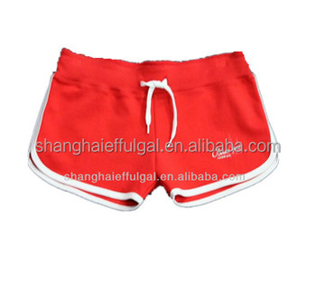 Wholesale Ladies Red Sports Jogging Shorts - Buy Jogging Shorts ...