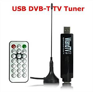 WandTV DVB-T Digital USB Stick HDTV TV TUNER RECEIVER Adapter Dongle