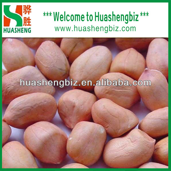 wholesale price red skin peanuts