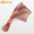 China Suppliers Large Plastic Tooth Shampoo Detangling Comb Rack Hair Comb